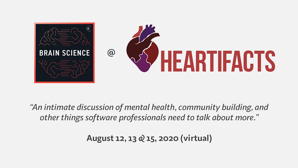 Brain Science @ Heartifacts 2020